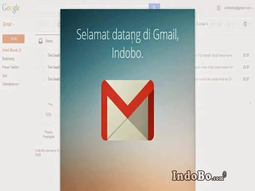 panduan email gmail