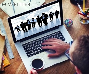 Jasa penulis online