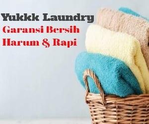 Usaha laundry pakaian