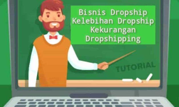 Bisnis Dropship Tanpa Modal Kelebihan Dan Kekurangan Dropship