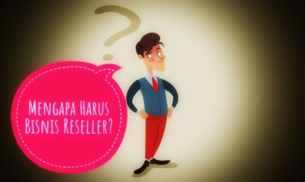 Mengapa Anda Harus Memulai Bisnis Reseller Online Shop