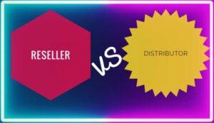 Perbedaan reseller dan distributor