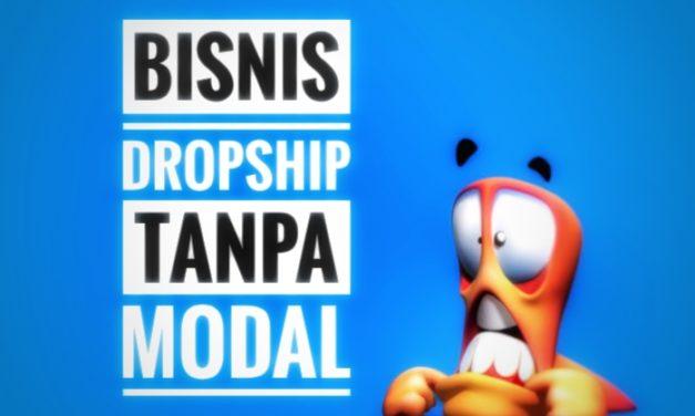 Cara Bisnis Dropship Tanpa Modal, Yang Belajar Dropship Wajib Baca!