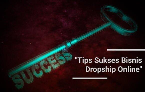 6 Tips Sukses Bisnis Dropship Online